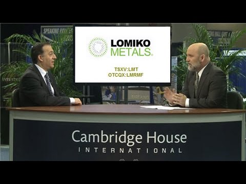 Lomiko Metals, TSXV:LMR, CEO Interview, World Resource Investment Conference, InvestmentPitch Media