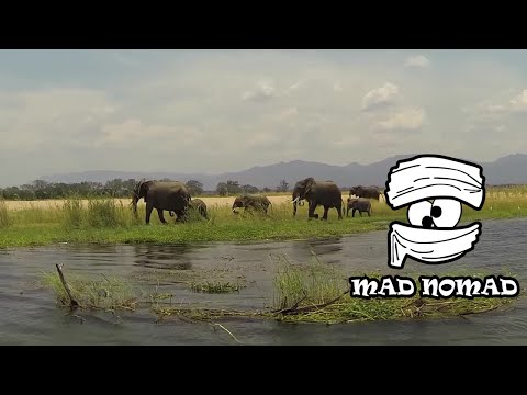 Zambia motorcycle trip - mad nomad