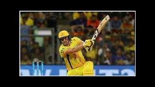 IPL 2018 | CSK vs SRH: Super Kings make it a fairytale return