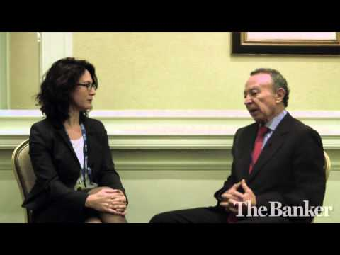 Interview with Guillermo Ortiz, Chairman, Banorte Bank - View from IMF/World Bank 2013