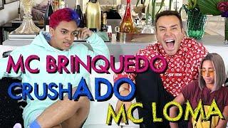 "MC BRINQUEDO ""CRUSHADO"" MC LOMA | #HottelMazzafera"