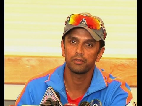 Rahul Dravid to mentor India in England