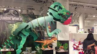 INSIDE: New Marvel, Disney, Jurassic World toys at TTPM 2018 Spring Showcase