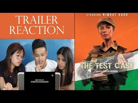 The Test Case | Nimrat Kaur | Trailer Reaction || Ramailo TV