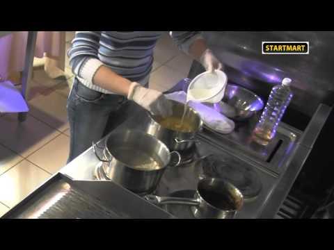 2. Десерты для кофеен. Имбирный кекс