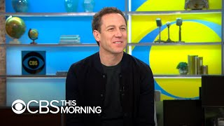 "Tobias Menzies on ""The Crown"" Season 3 and Hollywood gender pay gap"