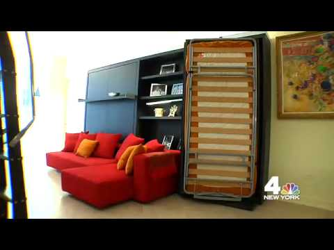 Resource Furniture s Space Savers on LXTV
