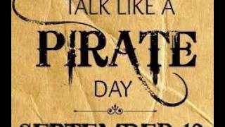 Watch Tom Smith Talk Like A Pirate Day video