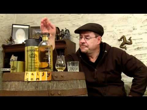 whisky review 212 - Edradour ( Bourbon Cask Vintage 2003 @ 57.4%)