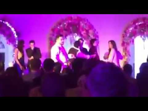Salman Khan Aamir Khan Katrina Kaif priyanka chopra Karan johar at salman's sister aripta wedding