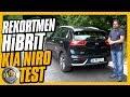 Kia Niro Test Sürüşü: Yakıt tasarrufunda Guinness Rekortmeni hibrit