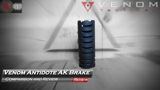 The Ultimate Muzzle Device? Venom Antidote Review