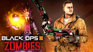 Black Ops 3 Zombies - GIANT WAR! DLC 4 The End of Zombies?!