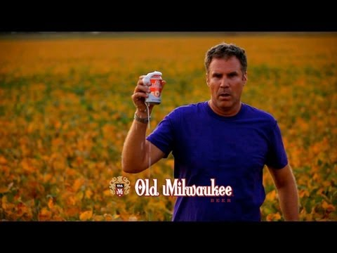 Will Ferrell, Old Milwaukee, & The Super Bowl Ad Only North Platte Saw