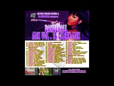 Clean Dancehall Mix 2013 October video