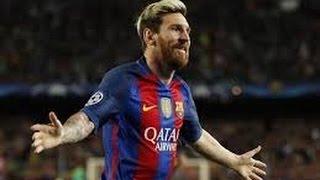 Lionel Messi vs Manchester City ▶ FCB vs MC 4-0 ♦ Highlights 19/10/16