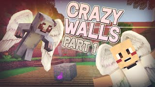 Crazy walls - We forget how to use our words!