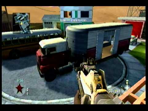 Ballistics Knife Black Ops Wii Cod Black Ops Wii Easter Egg