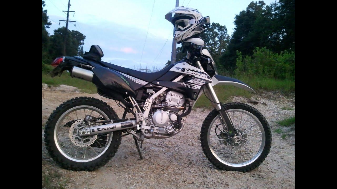 Kawasaki Dual Sport Klx