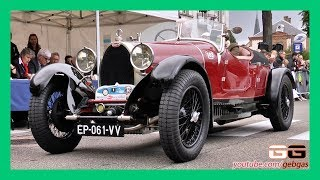Bugatti Type 38 Torpédo Lavocat & Marsaud 1926 - 2017 - Molsheim