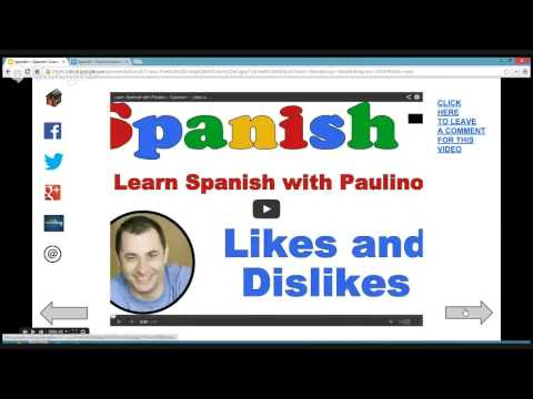 Practice Session For Spanish+ Course with Paulino - Verbling