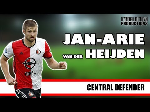 ᴴᴰ ➤ JAN-ARIE VAN DER HEIJDEN || Best moments of Jan-Arie van der Heijden 2016/2017 � [PART 1]