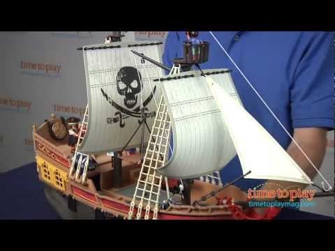 Pirates Ship From Playmobil Youtube