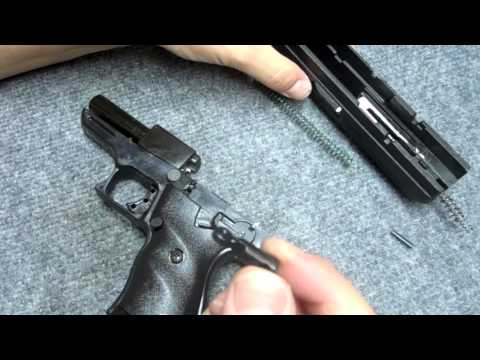 How to field strip the Hi-Point C9 9mm Pistol