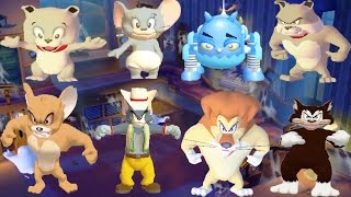 Tom And Jerry Movie Game For Kids ✦ Tom and Jerry War Of The Whiskers ✦ Robot Cat ✦ Puppy