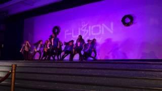 Fusion Dance Center Annual Christmas Concert, December 14, 2015, Jingle Bells Remix