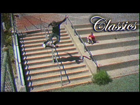 "Classics: Chris Senn ""This Is Skateboarding"""
