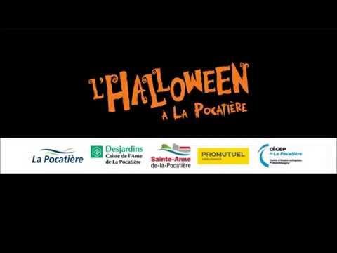 Publicité générale - L'Halloween à La Pocatière 2014