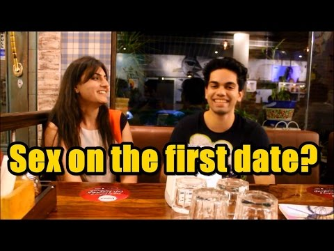 Sex On The First Date? Asking Indian Girls | Must Watch thumbnail