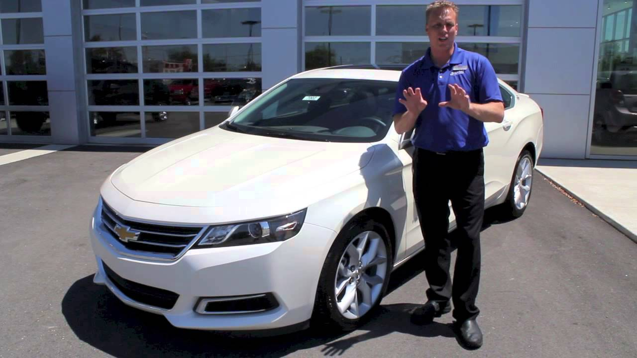 New 2014 Impala Review Bachman Chevrolet Louisville Ky