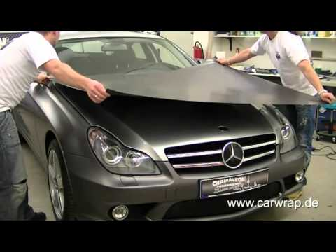 Full Car Wrap In Carbon Fiber Sticker Youtube