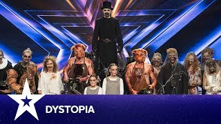DYSTOPIA | Danmark har talent 2019 | Liveshow 4