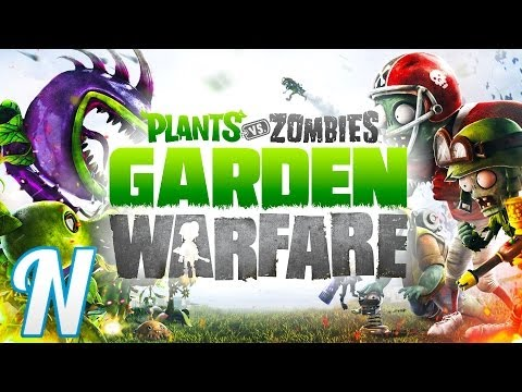 Plants vs Zombies: Garden Warfare (PC) Gameplay and Review!