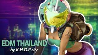 EDM Thái Lan Gây Nghiện Cực Bay 🛸 Con Trai Cưng Thích Chym Ưng 🦅🦅🦅 Best EDM Melody