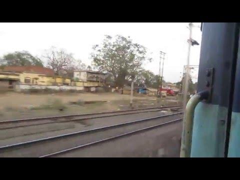 Furiously Skipping Ghatsila and Meets Barbil Janshatabdi Express : Howrah Mumbai Superfast Express