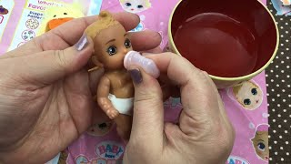 Unboxing NEW Baby Born Surprise Doll Yellow Ducky Riley