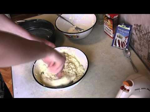 Как сделать творожную запеканку своими руками видео