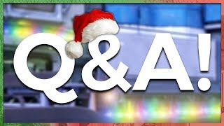 If You Could Change ONE Thing About Halo Infinite? Holiday Q&A!