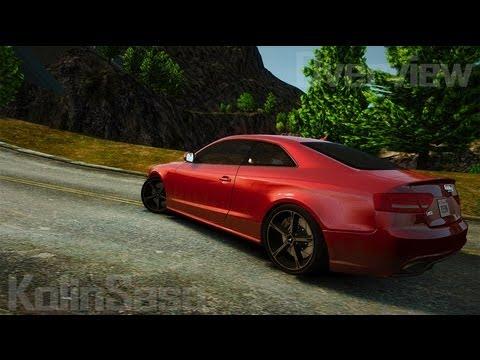 GTA 4/EFLC Audi RS5 2011