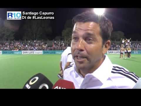 2015-22-09- Santiago Capurro DT Leonas