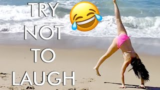 Play this video 2 Hour Try Not to Laugh Challenge! Summer Fun  Funniest Videos  AFV