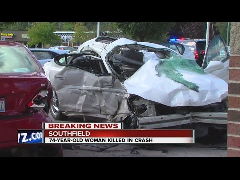 Woman killed in deadly accident