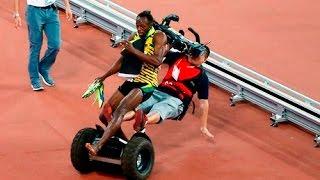 Les moments insolites de l'Athlétisme #1