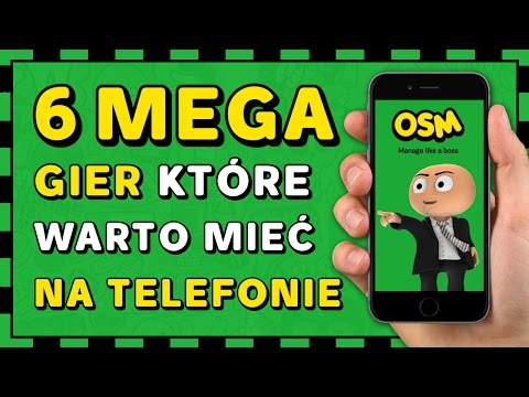 6 MEGA GIER, KTÓRE WARTO MIEĆ NA TELEFONIE