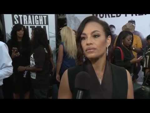 Straight Outta Compton: Tomika Wright Red Carpet Premiere Interview