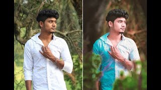 how to edit outdoor photos in photoshop - photoshop tutorial
